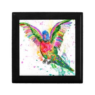 Cartoon Parrot Art03 Gift Box