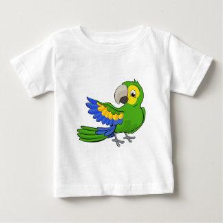 Cartoon Parrot Mascot Baby T-Shirt
