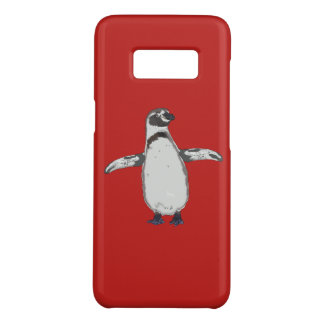 Cartoon Penguin Case-Mate Samsung Galaxy S8 Case