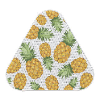 Cartoon Pineapple Pattern Blueooth Speaker