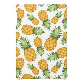 Cartoon Pineapple Pattern Cover For The iPad Mini