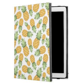 """Cartoon Pineapple Pattern iPad Pro 12.9"""" Case"""