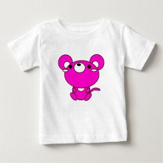 Cartoon Pink Baby Mouse Shirt