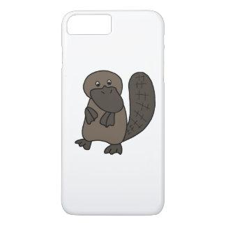 Cartoon Platypus iPhone 7 Plus Case