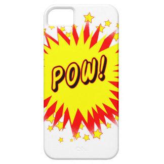 Cartoon Pow iPhone 5 Covers