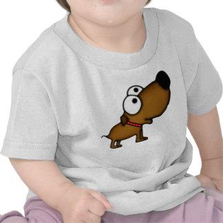 Cartoon Puppy Tee Shirt