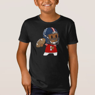 Cartoon Quarterback t-shirt