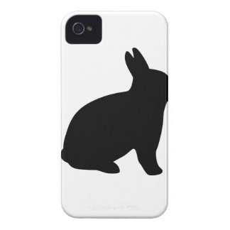 cartoon rabbit Case-Mate iPhone 4 cases