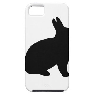 cartoon rabbit iPhone 5 case