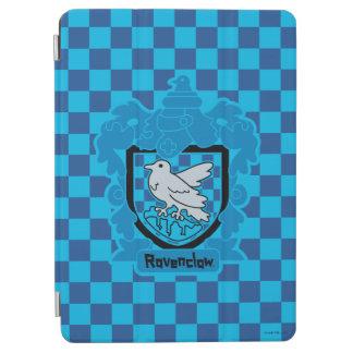 Cartoon Ravenclaw Crest iPad Air Cover