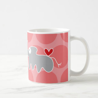 Cartoon Rhino Kid Cute Fun Custom Gift Mug