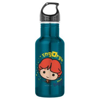 Cartoon Ron Weasley Engorgio Spell 532 Ml Water Bottle
