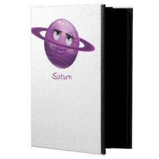 Cartoon Saturn iPad Air Cover