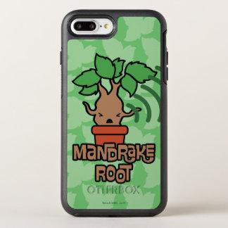 Cartoon Screaming Mandrake Character Art OtterBox Symmetry iPhone 8 Plus/7 Plus Case