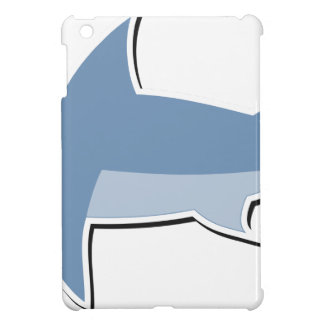 Cartoon Shark Cover For The iPad Mini