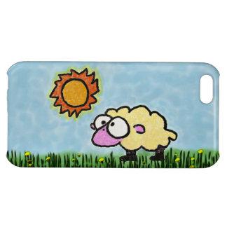 Cartoon Sheep iPhone 5C Case
