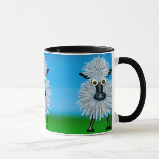 Cartoon Sheep Mug