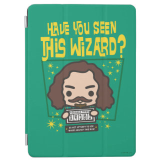 Cartoon Sirius Black Wanted Poster Graphic iPad Air Cover