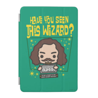 Cartoon Sirius Black Wanted Poster Graphic iPad Mini Cover