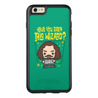 Cartoon Sirius Black Wanted Poster Graphic OtterBox iPhone 6/6s Plus Case