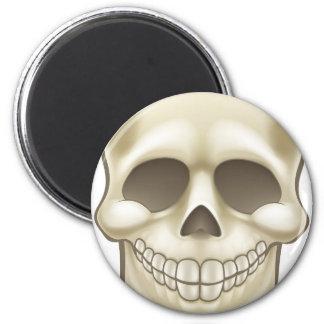 Cartoon Skull Magnet