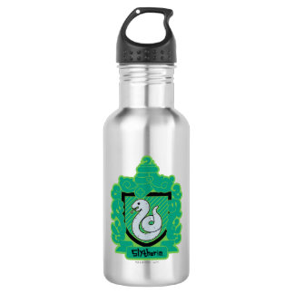 Cartoon Slytherin Crest 532 Ml Water Bottle