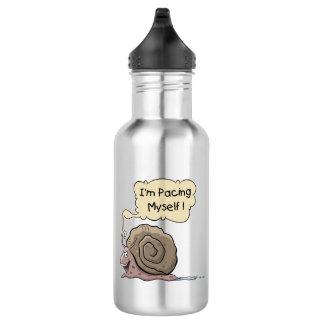 Cartoon Snail Water Bottle