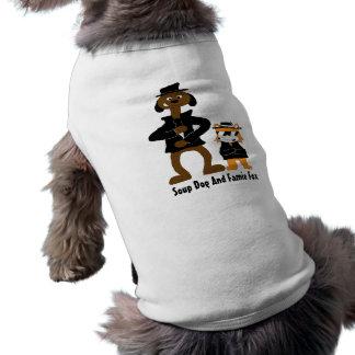 Cartoon Snoop Dogg And Jamie Fox Fans Shirt