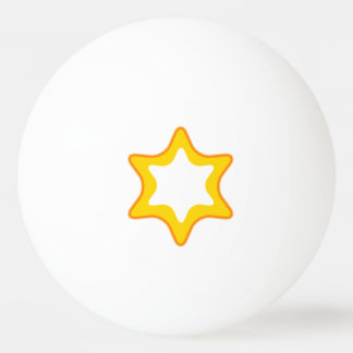 "Cartoon ""Star of Bethlehem"" or ""Holy Star"", which Ping Pong Ball"