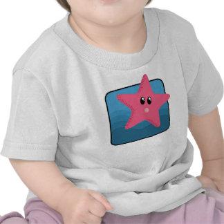 Cartoon Starfish Tshirts
