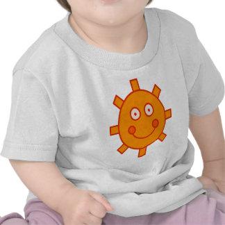 cartoon sun t shirts