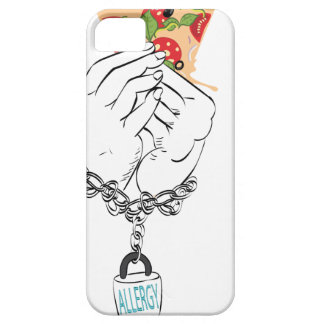Cartoon Tasty Pizza and Hands2 iPhone 5 Cover