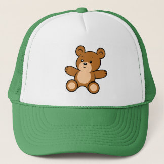 Cartoon Teddy Bear Hat