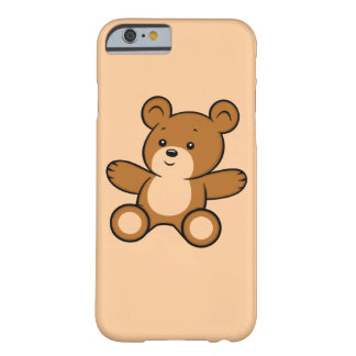Cartoon Teddy Bear iPhone 6 Case