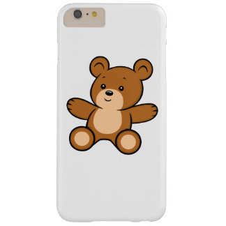 Cartoon Teddy Bear iPhone 6 Plus Case
