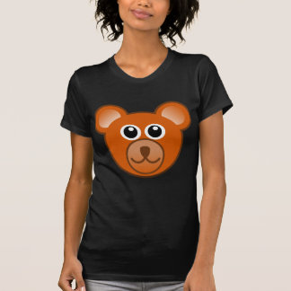 Cartoon Teddy Bear T-Shirt
