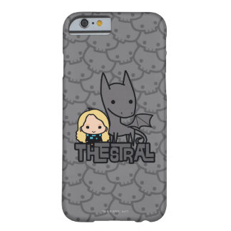 Cartoon Thestral and Luna Character Art Barely There iPhone 6 Case