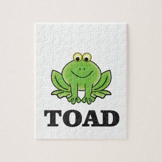 cartoon toad yeah jigsaw puzzle