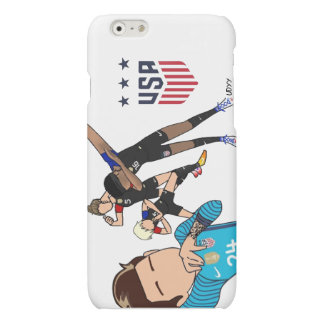 Cartoon Uswnt Case