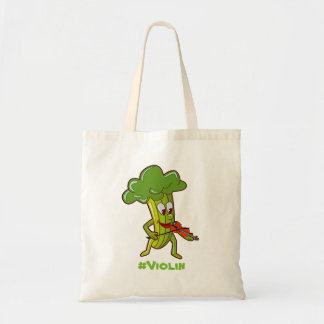 Cartoon #Violin (Cedric Celery) Bag