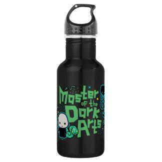 Cartoon Voldemort - Master of the Dark Arts 532 Ml Water Bottle