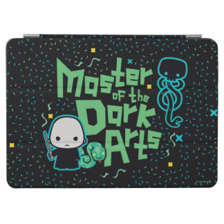 Cartoon Voldemort - Master of the Dark Arts iPad Air Cover