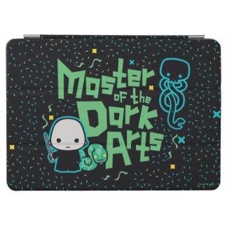 Cartoon Voldemort - Master of the Dark Arts iPad Air Cover