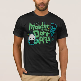 Cartoon Voldemort - Master of the Dark Arts T-Shirt