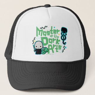 Cartoon Voldemort - Master of the Dark Arts Trucker Hat