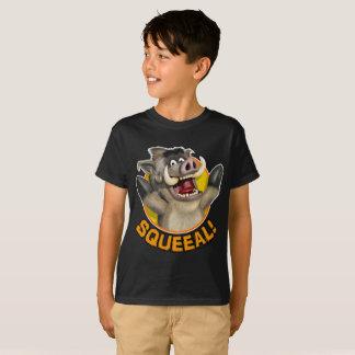 Cartoon Warthog Kids' T-Shirt