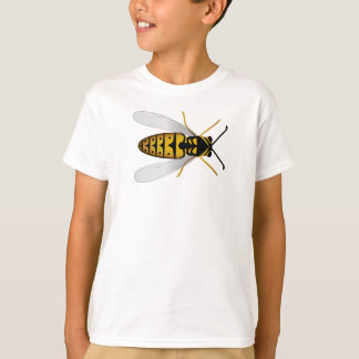 Cartoon Wasp - Kids T-Shirt