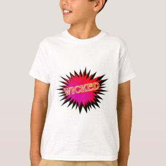 Cartoon Wicked T-Shirt