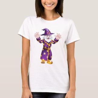 Cartoon Wizard T-Shirt