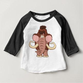 Cartoon Woolly Mammoth Shirt